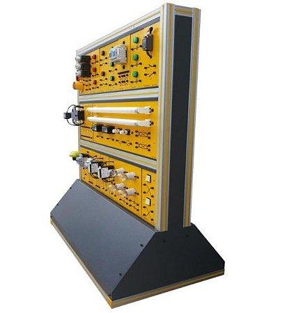 Módulo Didático de Eletrotécnica Avançado – ZL ET