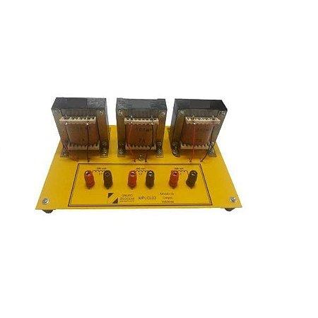 Módulo Didático de Cargas Indutivas – MPL-CL03