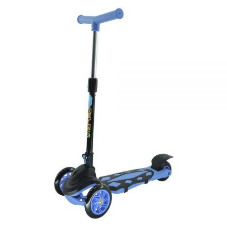 Patinete Radical Power Azul Skatenet