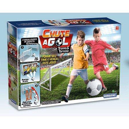 Chute a Gol Treino e Torneio - Brinquemix