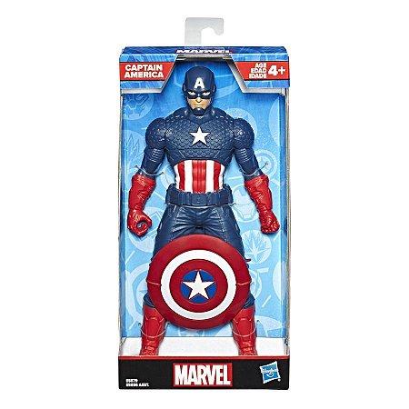 Avengers Figura Olympus Capitão América - hasbro