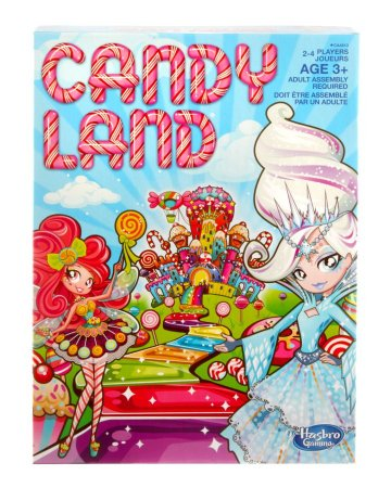 JOGO CANDY LAND A4813