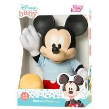 Boneco Mickey - Baby Brink