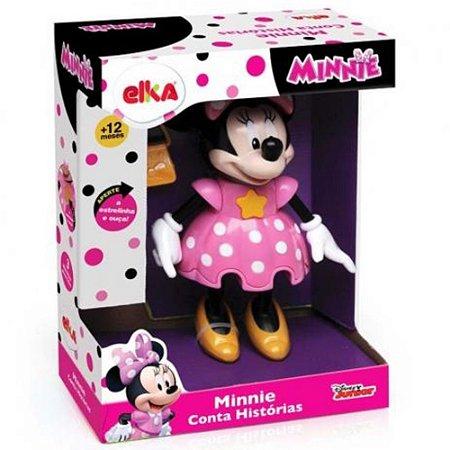 Minnie conta historia - elka