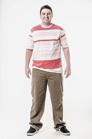 Calça e camiseta