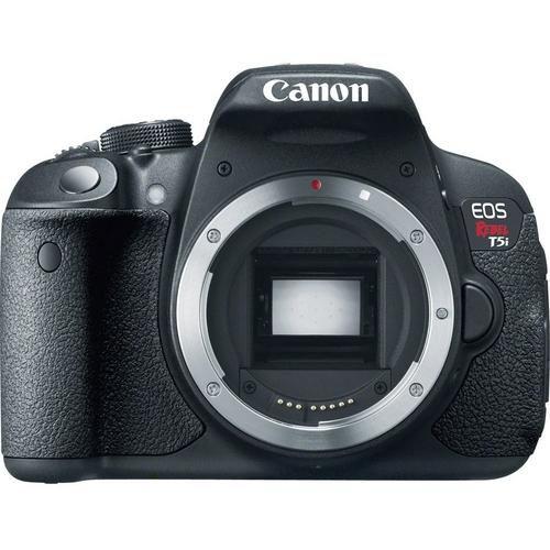 Canon t5i kit Lente Canon Ef 40mm F/2.8 Stm