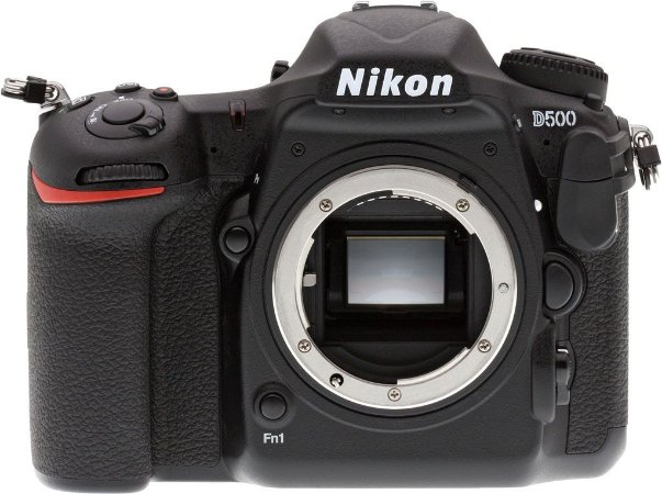 Nikon D500 DX 4K só Corpo