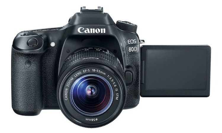 Canon 90d 32.5mp Kit 18-55mm Is