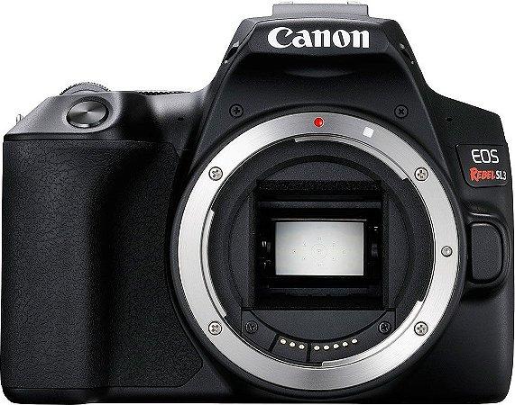 Canon sl3 só corpo 24.1 Mp