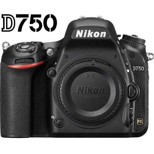 Nikon D750 Body 24 MP Full Frame