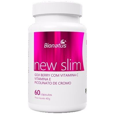 New Slim Goji Berry 60 cápsulas