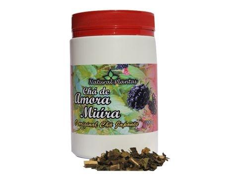 1 Frasco Amora Miúra Chá 300mg