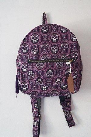 Minimochila candy skull