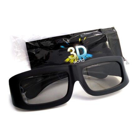 KIT 5 Óculos 3D Sony para Cinema e TV