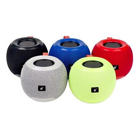 Caixa de Som Portatil Bluetooth CX-27 Várias Cores Lemon