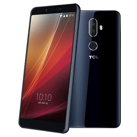 "Smartphone TCL L9 Preto, 5,3"", 16GB, Câmeras 13MP+ 8MP, Quad, TV Digital SEMP"