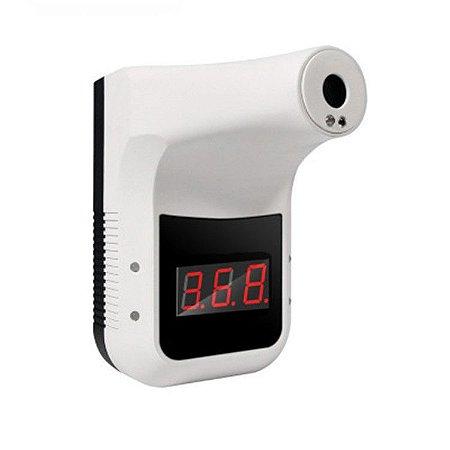 Termômetro infravermelho de parede automático K3 digital