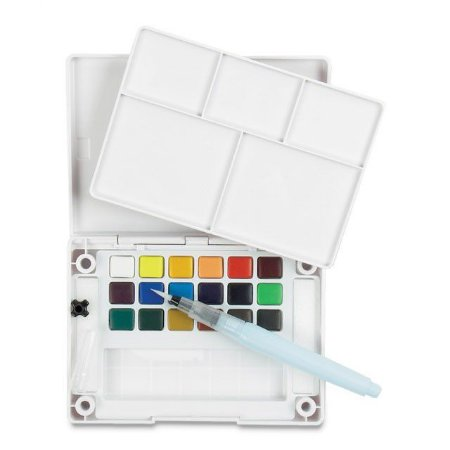 Aquarela Koi Water Colors Sakura - 18 Cores