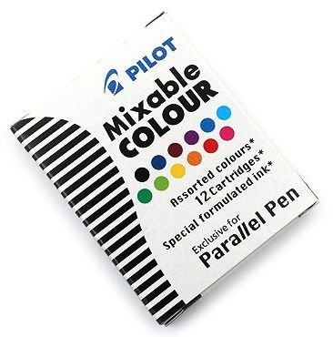Cartucho Refil Parallel Pen Várias Cores