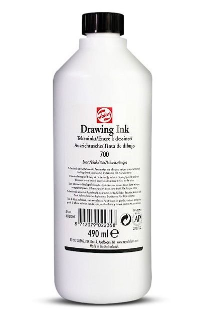 Tinta Talens Drawing Ink 490ml