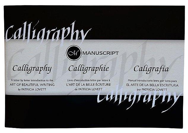 Manual Para Caligrafia Várias Escritas Calligraphy Manuscript