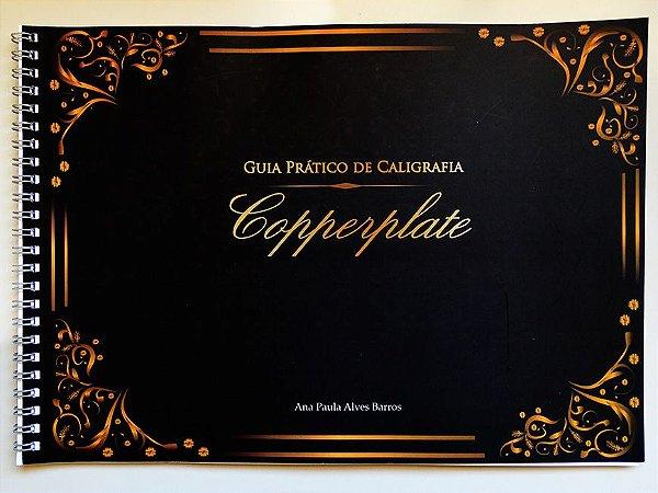 Guia Prático De Caligrafia Copperplate/Cursica Inglesa