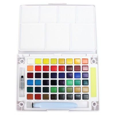 Aquarela Koi Water Colors Sakura - 48 Cores