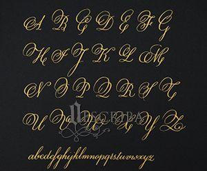 Manuscrito - Alfabeto Cursiva - B06