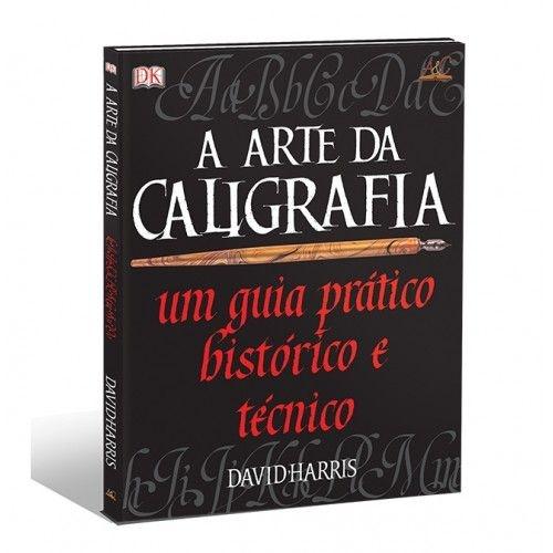 LIVRO A ARTE DA CALIGRAFIA