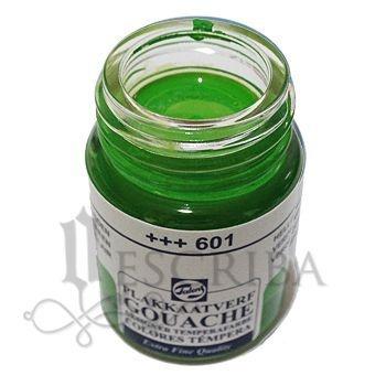Tinta Guache Para Caligrafia - Talens Verde Claro 601 - 16ml