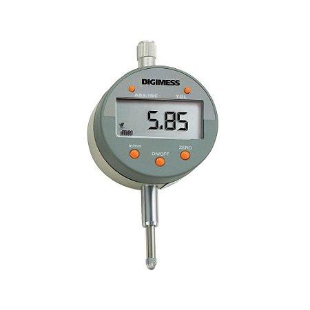 """Relógio Comparador Digital 121.335  (0-12,5mm/0-.5"""")"""