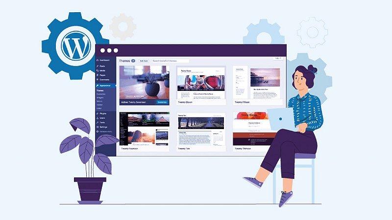 Wordpress - ACIUB