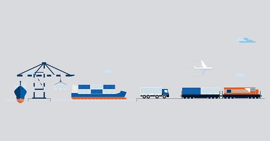 Modais de Transportes - UND