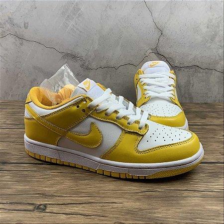 Nike Dunk Low  Sp - Amarelo