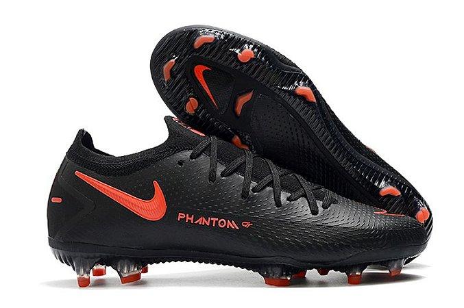 Nike Phantom GT Elite FG - Preta