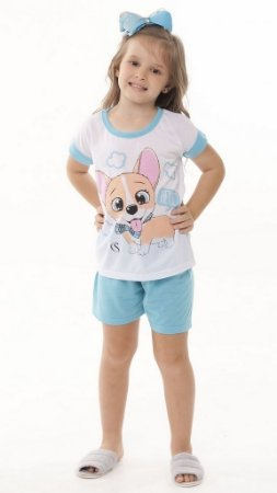 Pijama Infantil - 0124