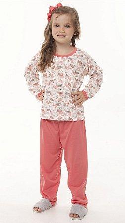 Pijama infantil - 0242
