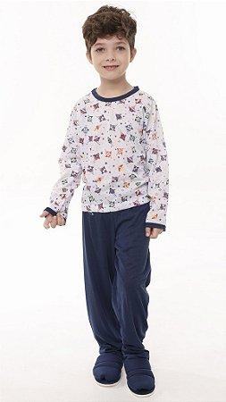 Pijama Infantil - 0303