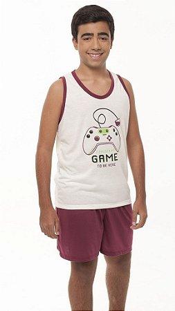 Pijama Juvenil Regata - 1011
