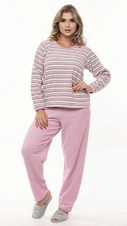 Pijama Longo Plush - 0180