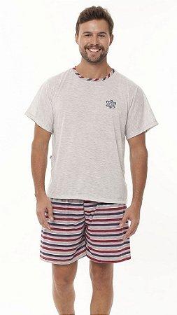 Pijama Mescla - 0430