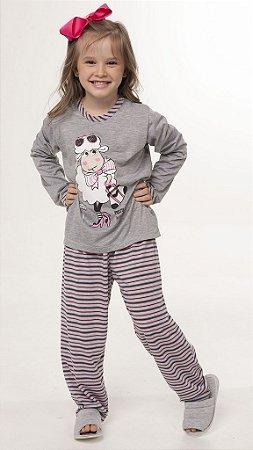 Pijama Mescla - 0881