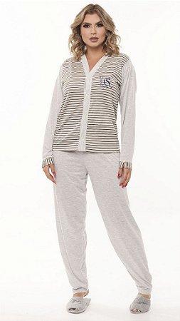 Pijama Mescla - 0890