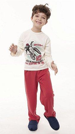 Pijama Moletim - 0163