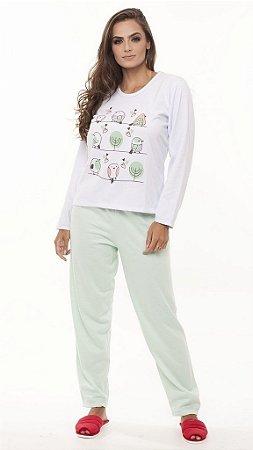 Pijamas Moletim - 0160