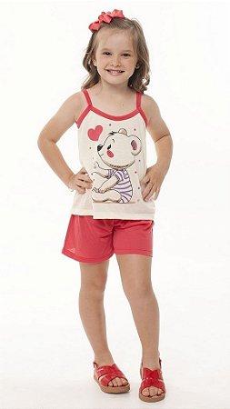 Short Doll Infantil - 0121