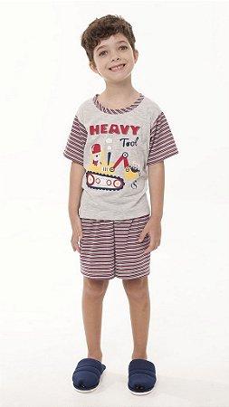 Pijama Listrado - 0102