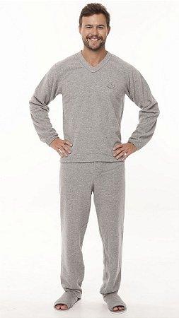 Pijama Longo Plush - 0200
