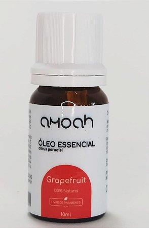 Óleo Essencial de Grapefruit puro 10ml Amoah