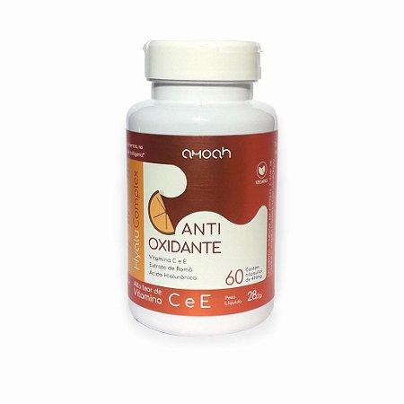 Nutricosmetico Antioxidante Hyalucomplex 60cap Amoah